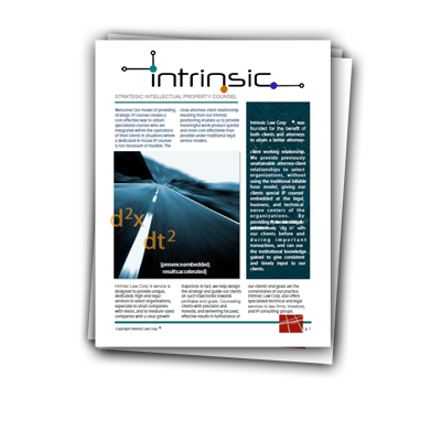 Intrinsic Law Corp  >> Our Services